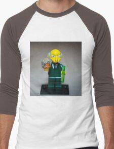 Mr Burns Men's Baseball ¾ T-Shirt