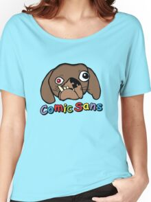 Comic Sans Women's Relaxed Fit T-Shirt