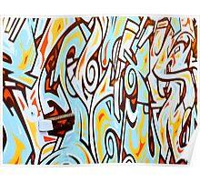 Bondi Graffiti  Poster
