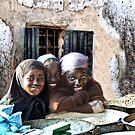 Fulani tribe girls by joshuatree2