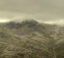 Beinn Eighe-The Northern Corries by Jamie  Green