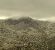 Beinn Eighe-The Northern Corries by Jamie  Green