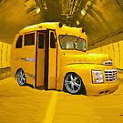 Yellow Bus by Jerry L. Barrett