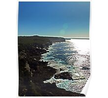 CAPE ST GEORGE LIGHTHOUSE. LOOKOUT (north) Poster