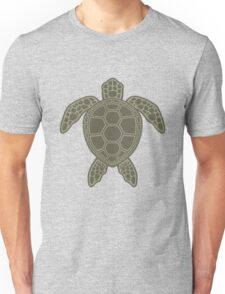 Green Sea Turtle Design Unisex T-Shirt