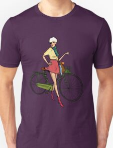 Agyness Deyn Cartoon Tshirt Unisex T-Shirt