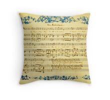 Rob Schumann , der lindenbaum Throw Pillow