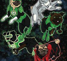 Pug Lantern Corp by Cody Shipman
