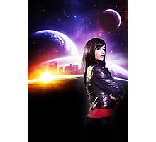 Gwen Cooper Photographic Print