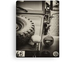 german engineering Canvas Print