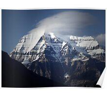 Mt Robson BC  Poster