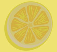 Slice of Lemon by mdkgraphics