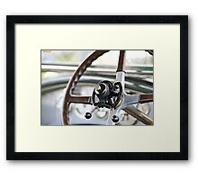 Ignition Timer Framed Print