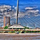 A Winnipeg Landmark by Larry Trupp