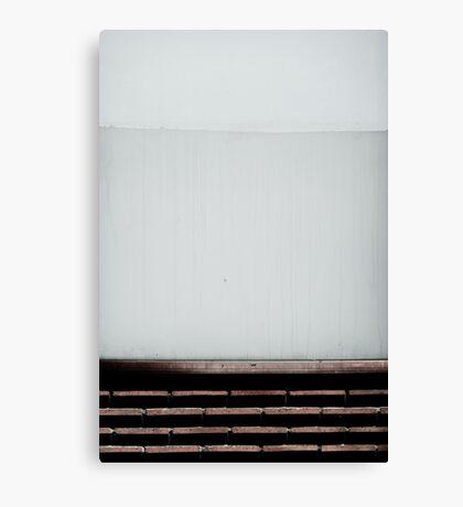 Bank II Canvas Print