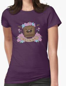Tiny Box Tim Womens Fitted T-Shirt
