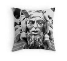 Despair Throw Pillow