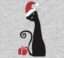 Purrfect Christmas Baby Tee