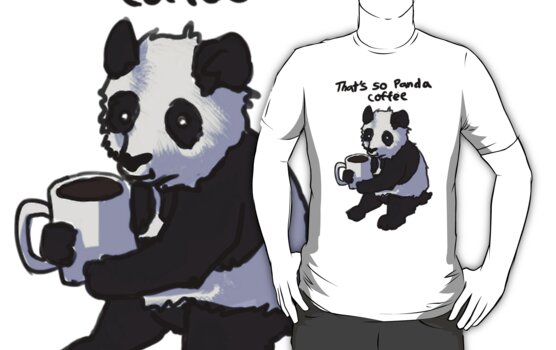 That's So Panda Coffee by PandaCoffee