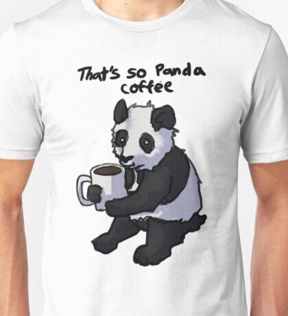 That's So Panda Coffee T-Shirt