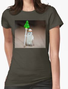 Ghost Vitruvius Womens Fitted T-Shirt