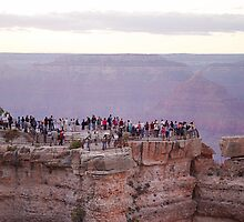 GRAND CANYON 1 by Till  Baron von Grotthuss
