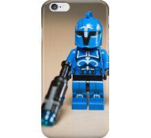 Senate Captain Commando iPhone Case/Skin