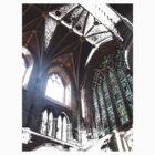 cathedral by delfinada