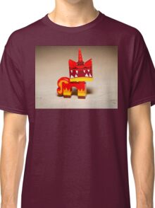 Super Angry Kitty Classic T-Shirt