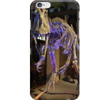 Tiny Yangchuanosaurus iPhone Case/Skin