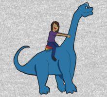 Dinosaur Ride by Kai Shepard