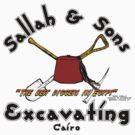 Sallah and Sons Excavating Light by AngryMongo