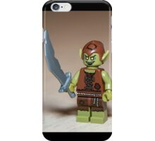 Zombie Elf iPhone Case/Skin