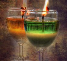 Candles by Eve Parry