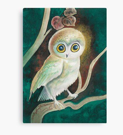 Elf Owl Canvas Print