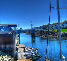 Perkin's Cove III by SPPhotography