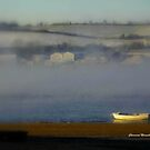 Instow in Mist by Charmiene Maxwell-batten