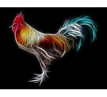 Rooster - Chinese Zodiac by Liane Pinel Photographic Print
