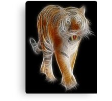 Tiger - Chinese Zodiac by Liane Pinel Canvas Print