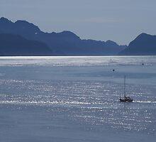 Seaward Alaska by Melva Vivian