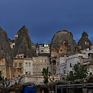 Goreme by Peter Hammer
