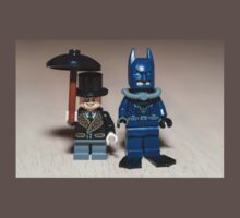 Batman scuba and The penguin Kids Clothes