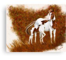 My Mom! Canvas Print