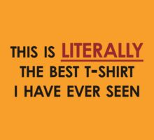 Literally, the best t-shirt I have ever seen T-Shirt