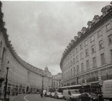 Regent street London by grorr76