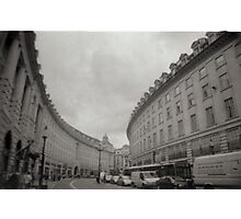 Regent street London Photographic Print