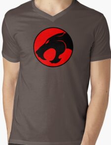 Thundercats Mens V-Neck T-Shirt
