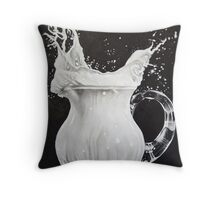 DISRUPT Throw Pillow