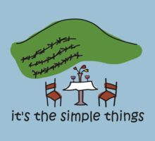 Simple Things - Winery by Jon Winston