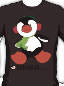 Oswald T. Penguin - T-shirt T-Shirt